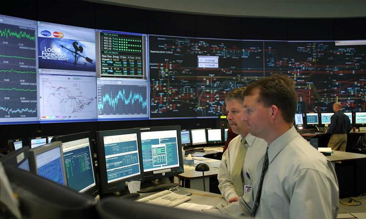 Enerji Otomasyonu & SCADA Sistemleri